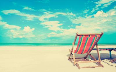 Wir wünschen Ihnen eine schöne Urlaubszeit…